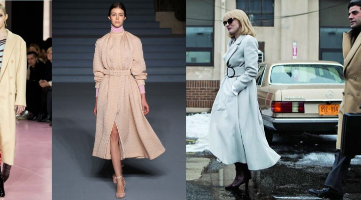"""The winter coat like in """"A most violent year"""""""
