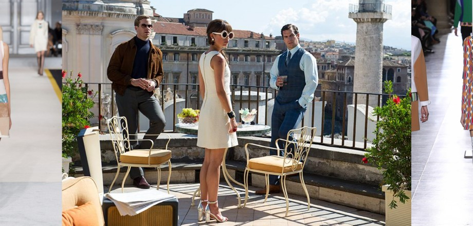 The Sixties are back! The Man from U.N.C.L.E.