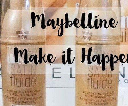Make it Happen – Maybelline